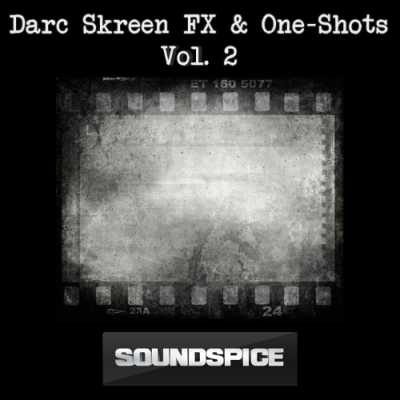 Darc Skreen FX and One Shots Vol.2 ACiD WAV | Images From Magesy® R Evolution™