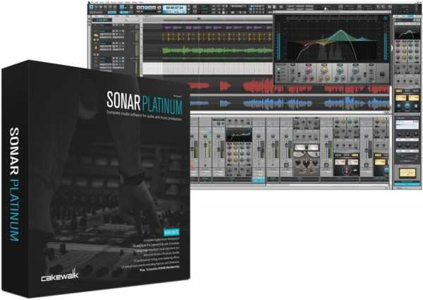 SONAR Platinum UP10 x64 x86 WiN FULL FiNAL | Images From Magesy® R Evolution™