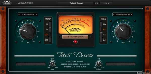 Bus Driver v1.0.4 AU VST WiN MAC R2R   Images From Magesy® R Evolution™