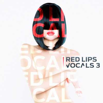Red Lips Vocals 3 WAV AiFF APPLE LOOPS DiSCOVER | Images From Magesy® R Evolution™