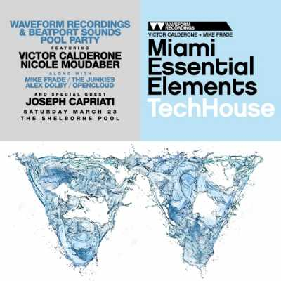 Miami Essential Elements Tech House WAV MAGNETRiXX | Images From Magesy® R Evolution™