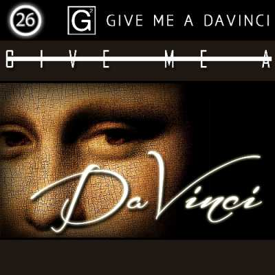 G2 Give Me A DaVinci WAV MiDi DiSCOVER | Images From Magesy® R Evolution™