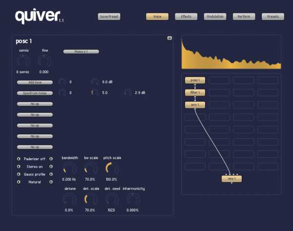 Quiver v1.1 VSTi WiN ASSiGN | Images From Magesy® R Evolution™