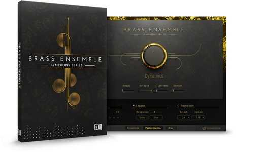 SYMPHONY SERiES BRASS ENSEMBLE v1.1 KONTAKT FULL SYNTHiC4TE   Images From Magesy® R Evolution™