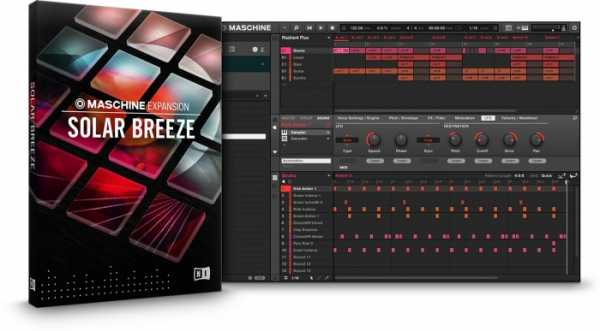 Solar Breeze v2.0.2 MASCHiNE EXPANSiON WiN MAC | Images From Magesy® R Evolution™