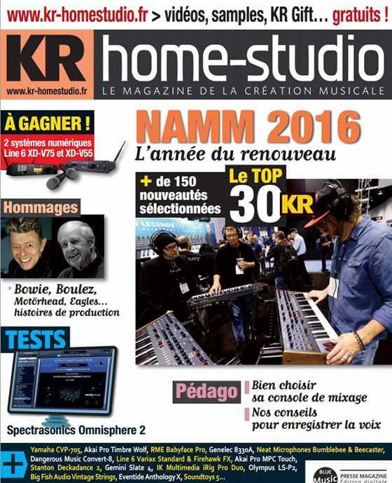 Keyboards Recording   Fevrier   Mars 2016 | Images From Magesy® R Evolution™