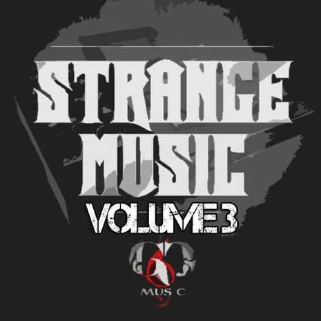 Strange Music Vol.3 WAV MiDi DiSCOVER | Images From Magesy® R Evolution™
