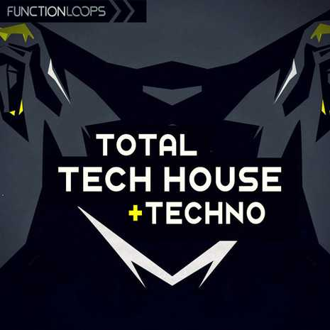 Total Tech House And Techno WAV MiDi DISCOVER   Images From Magesy® R Evolution™