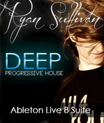 Deep Progressive House Ableton Live MiDi Template MAGNETRiXX | Images From Magesy® R Evolution™