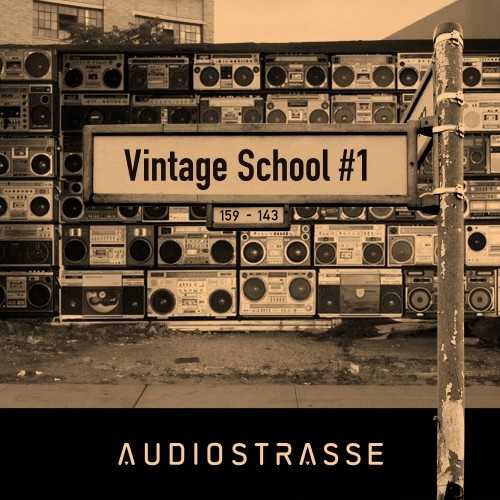 Vintage School Vol.1 WAV MAGNETRiXX | Images From Magesy® R Evolution™