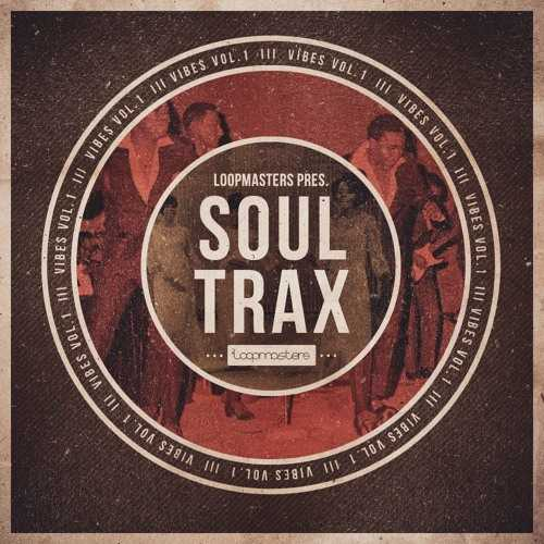 VIBES Vol.1   Soul Trax WAV REX FANTASTiC | Images From Magesy® R Evolution™