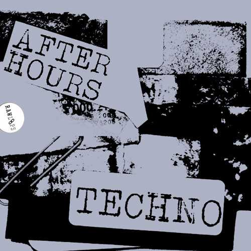 AfterHours Techno WAV FANTASTiC | Images From Magesy® R Evolution™
