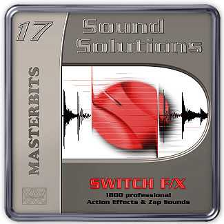 Masterbits Switch FX Sound FX Samples WAV MASsiVE | Images From Magesy® R Evolution™