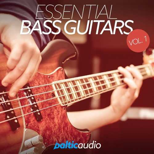 Essential Bass Guitars Vol.1 WAV MiDi DiSCOVER | Images From Magesy® R Evolution™