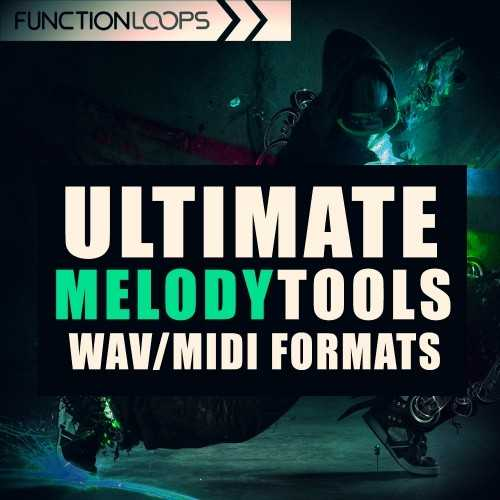 Ultimate Melody Tools WAV MiDi DiSCOVER   Images From Magesy® R Evolution™
