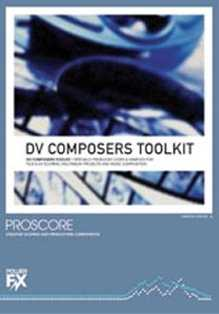 Power FX DV Composers Toolkit AiFF Apple Loops DVDR DYNAMiCS | Images From Magesy® R Evolution™