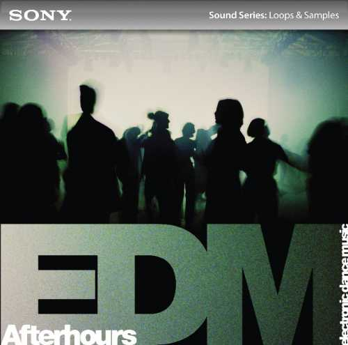 Sony MediaSoftware Afterhours EDM Electronic Dance Music WAV ACiD SoSiSO | Images From Magesy® R Evolution™