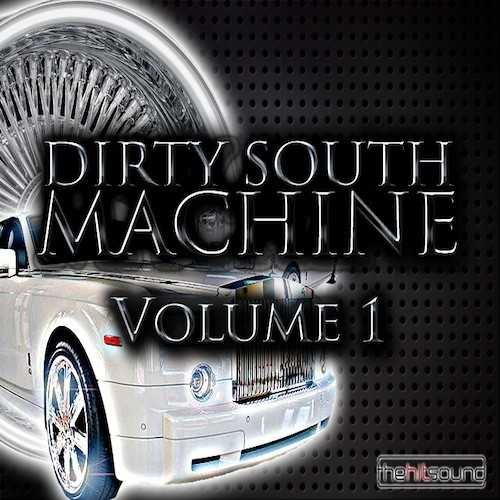 Dirty South Machine Vol.1 WAV REX AiFF DiSCOVER   Images From Magesy® R Evolution™