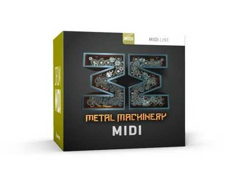 Metal Machinery MiDi WiN P2P | Images From Magesy® R Evolution™