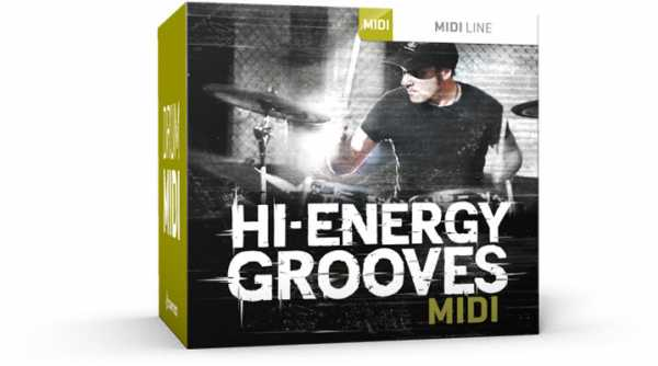 Hi Energy Grooves MiDi WiN P2P | Images From Magesy® R Evolution™