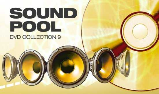 MAGiX Soundpool DVD Collection 9 WAV | Images From Magesy® R Evolution™