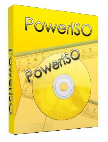 PowerISO v7.6 WiN | Images From Magesy® R Evolution™