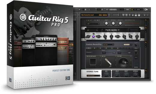 Guitar Rig 5 Pro v5.2.2 UNLOCKED UPDATE MAC OSX | Images From Magesy® R Evolution™