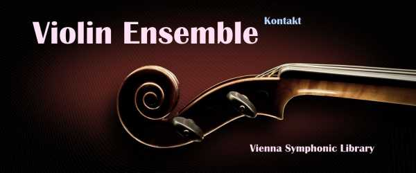 Vienna Symphonic Library Violin Ensemble KONTAKT   Images From Magesy® R Evolution™