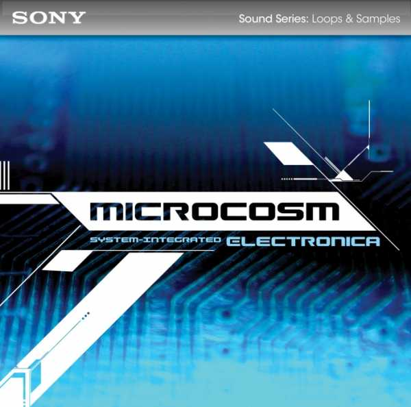 Sony Creative Software Microcosm WAV DiSCOVER | Images From Magesy® R Evolution™