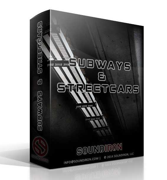 SFX Subways and Street Cars KONTAKT FANTASTiC | Images From Magesy® R Evolution™