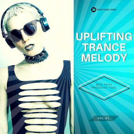 Uplifting Trance Melody MiDi DiSCOVER | Images From Magesy® R Evolution™
