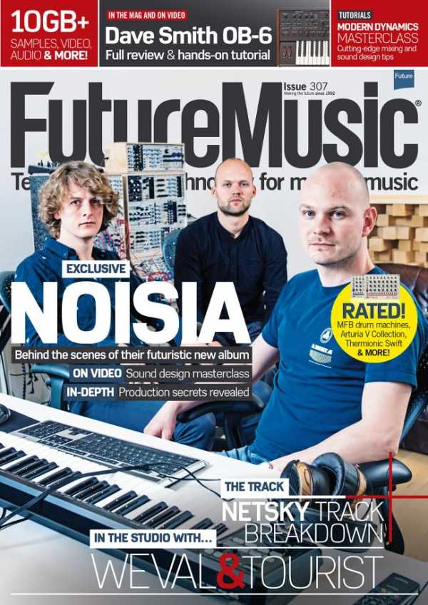 Future Music August 2016 COMPLETE CONTENT | Images From Magesy® R Evolution™