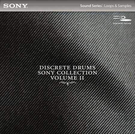 Sonic Foundry Discrete Drums Vol.2 ACiD WAV CoBaLT | Images From Magesy® R Evolution™