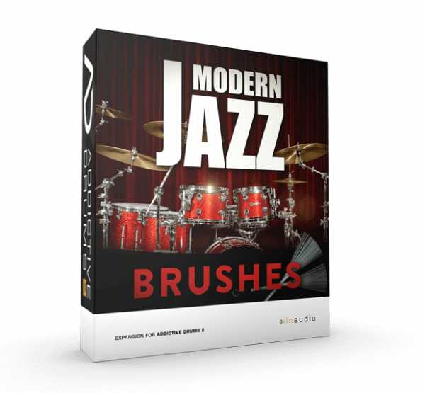 XLN Audio ADpak Modern Jazz Brushes HYBRiD CD AiRiSO   Images From Magesy® R Evolution™