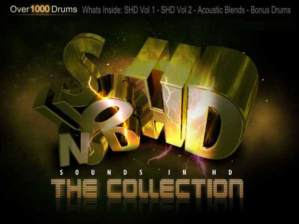 Sounds In HD The Collection WAV AudioP2P | Images From Magesy® R Evolution™