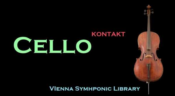 Vienna Symphonic Library Cello KONTAKT   Images From Magesy® R Evolution™