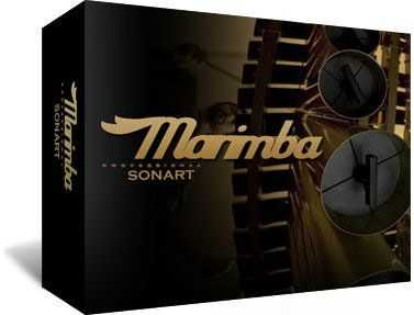 Sonart Audio Deluxe Series Marimba MULTiFORMAT SCD BNT | Images From Magesy® R Evolution™