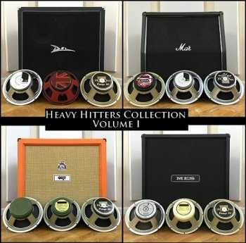 Impulse Response Libraries Heavy Hitters Collection Volume I WAV | Images From Magesy® R Evolution™