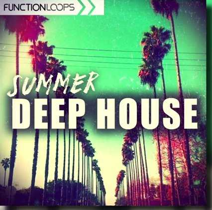 Summer Deep House WAV MiDi DiSCOVER | Images From Magesy® R Evolution™