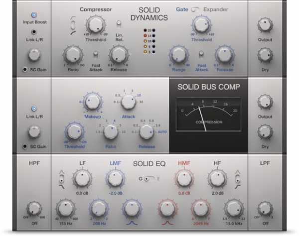 Solid Mix Series FX v1.3.1 VST AAX x86 x64 WiN R2R | Images From Magesy® R Evolution™