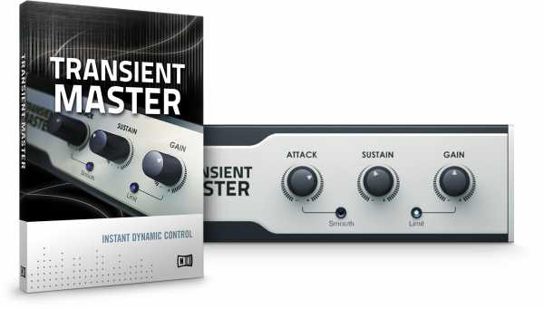 Transient Master FX v1.3.1 WiN MAC R2R | Images From Magesy® R Evolution™