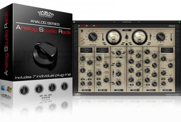 Analog Studio Rack v1.0.4 AU VST AAX x86 x64 WiN MAC R2R   Images From Magesy® R Evolution™