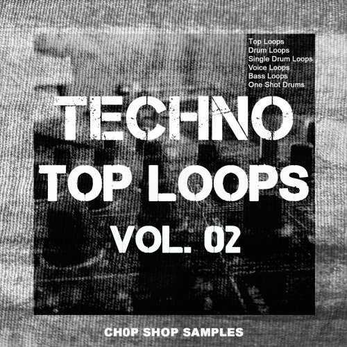 Techno Top Loops Vol.2 WAV DiSCOVER | Images From Magesy® R Evolution™
