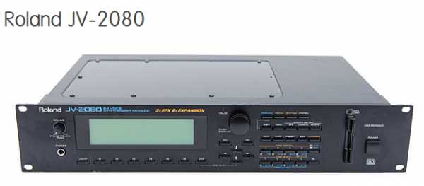 Roland JV2080 INTERNAL AKAi PHOTONE   Images From Magesy® R Evolution™