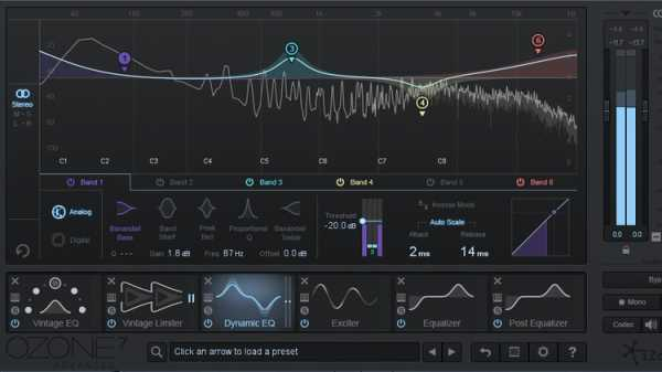 Mastering EDM With Ozone 6 and 7 TUTORiAL | Images From Magesy® R Evolution™