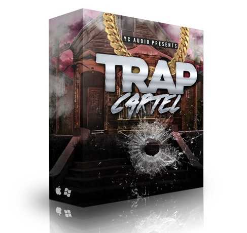 Trap Cartel WAV MiDi FANTASTiC | Images From Magesy® R Evolution™