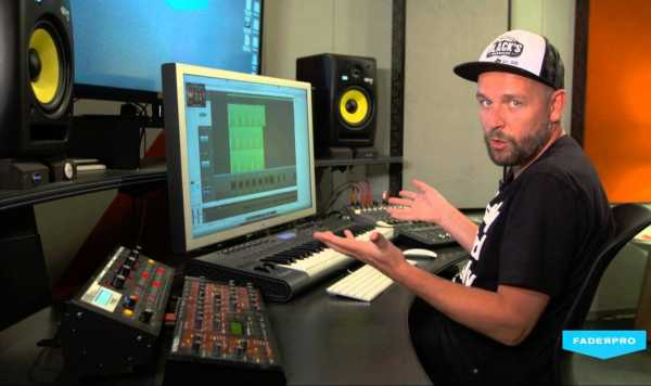 FM235 In the Studio with Sander Kleinenberg TUTORiAL   Images From Magesy® R Evolution™