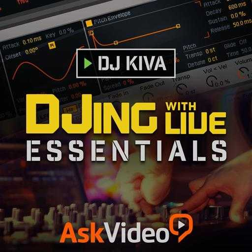 DJing with Live Essentials TUTORiAL SYNTHiC4TE | Images From Magesy® R Evolution™