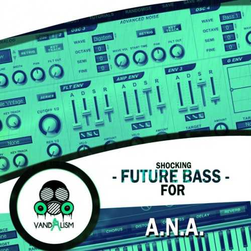 Future Bass Presets For A.N.A | Images From Magesy® R Evolution™