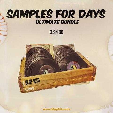 Samples For Days Ultimate Bundle WAV | Images From Magesy® R Evolution™